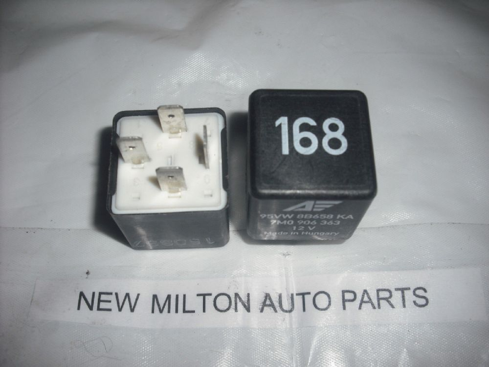 Ford Galaxy Vw Volkswagen Sharan A C Air Conditioning Heater Relay 168 95vw 8b658 Ka